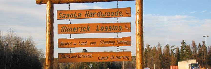 Minerick Logging Inc.